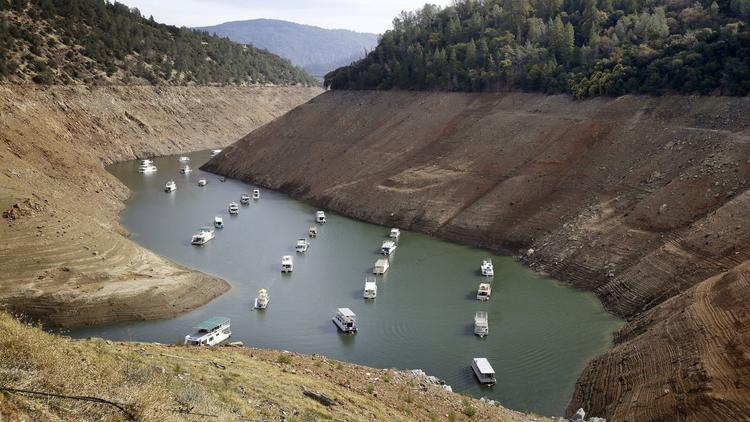 California has one year of water left